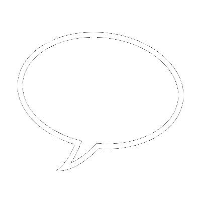 Speech Bubble (Transparent Background)
