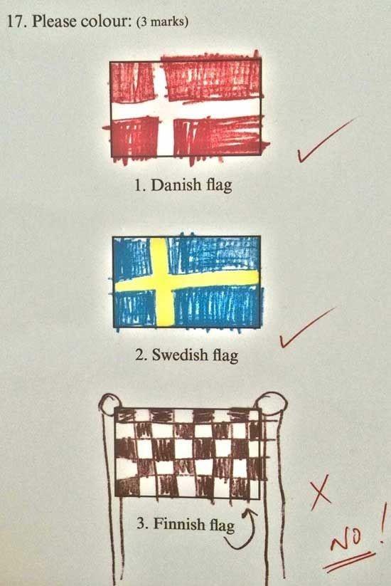 Flags Exam Answer.jpg