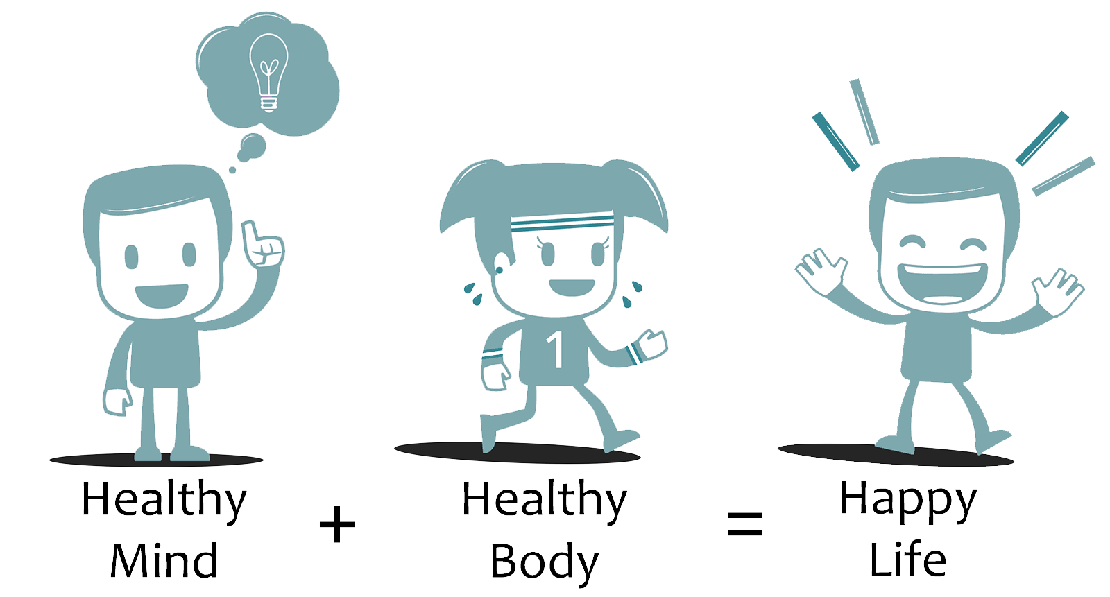 Happy Life Image Green (No Background).png