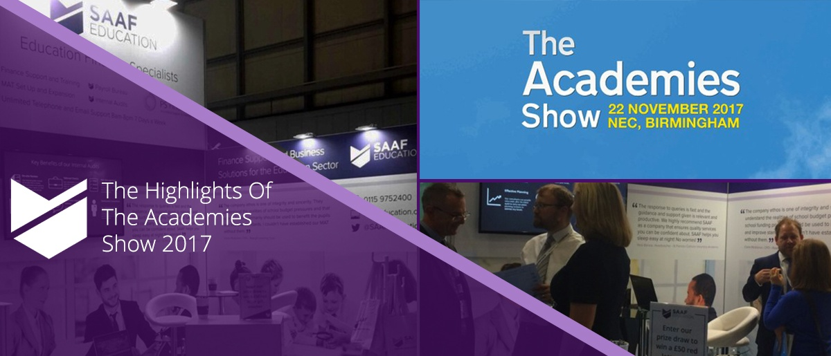 The Highlights of The Academies Show 2017