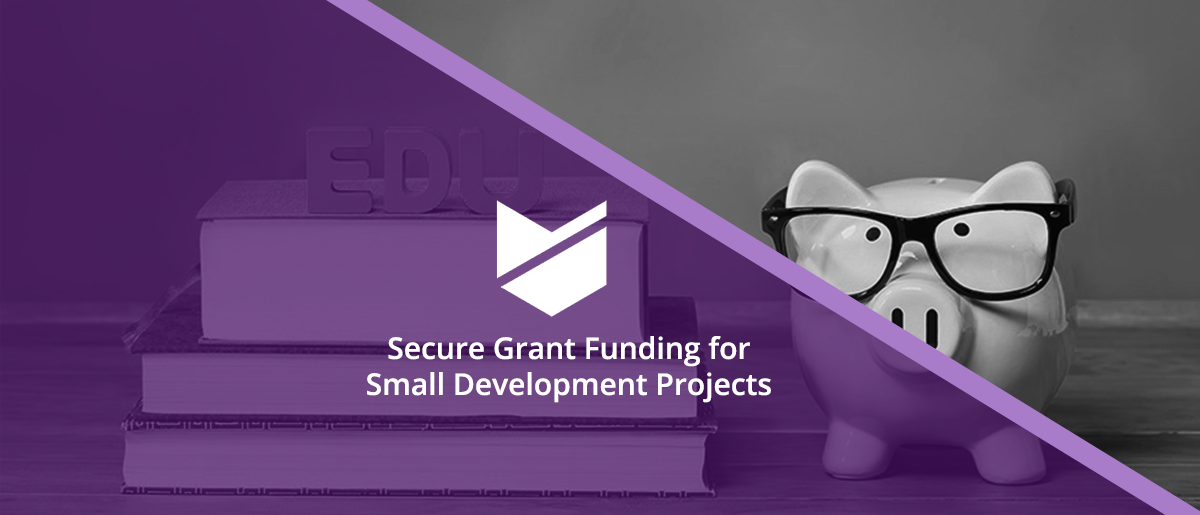 Secure grant funding for your school or academy's development project