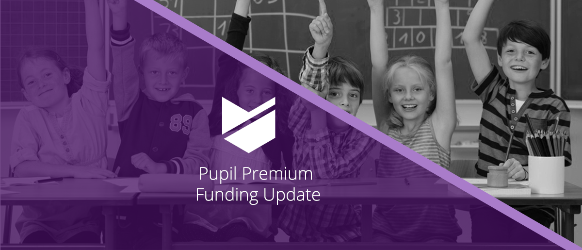 Pupil Premium Funding Update