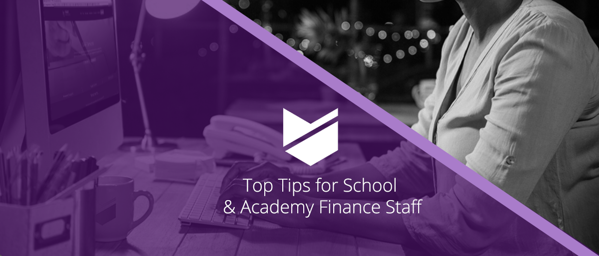Top Tips fro School and Academy Finance Staff During COVID-19 with free additional cost log download