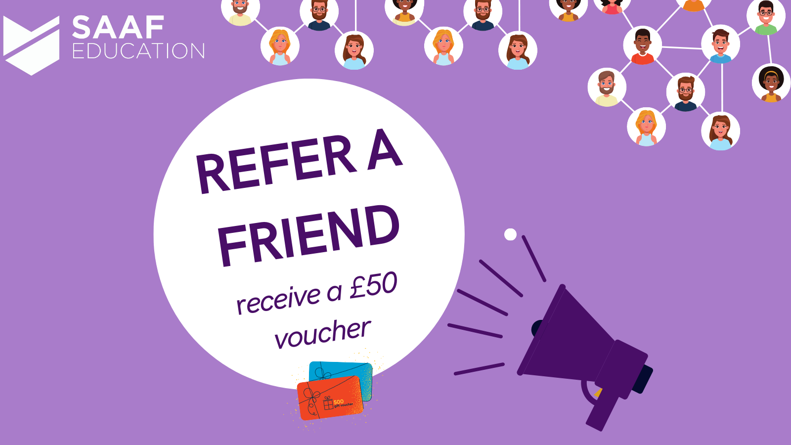 Refer A Friend Scheme – SAAF Supply & Recruitment