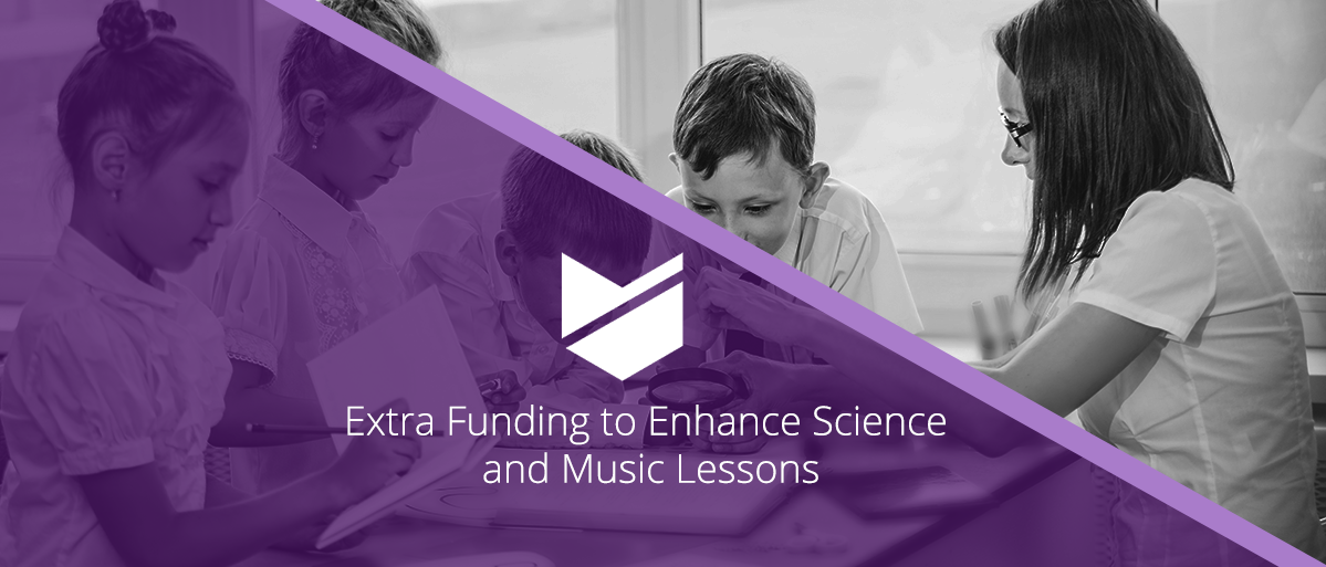 Extra Funding to Enhance Science and Music Lessons (UK)