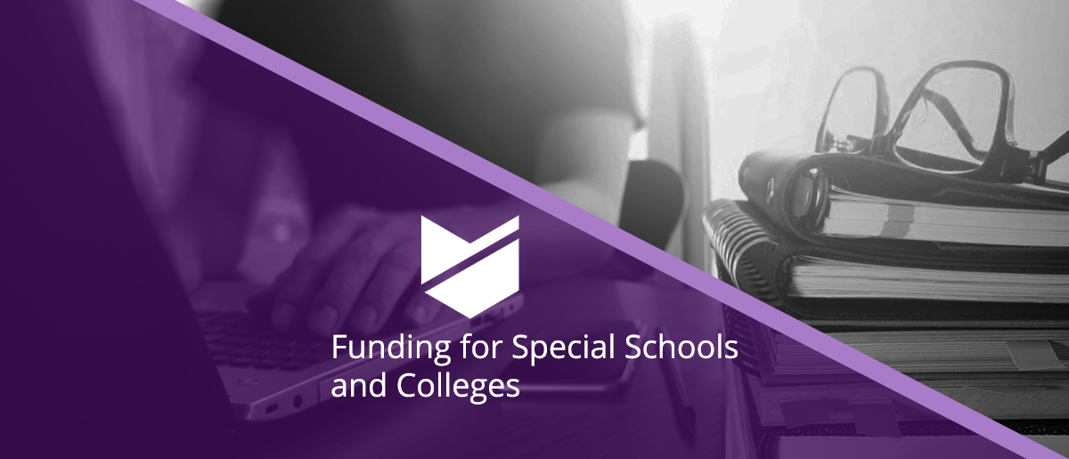 Funding for Special Schools and Colleges