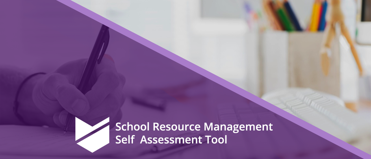 School Resource Management Self Assessment Tool (SRMSAT)
